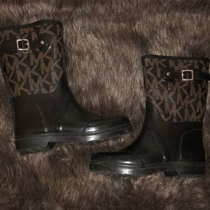 Women's Michael Kors Rain Boots